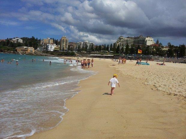 Coogee Beach, Sydney Australia