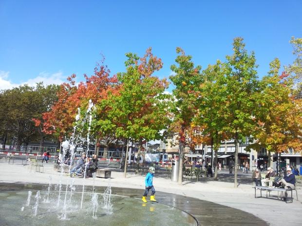 Autumn in Zurich