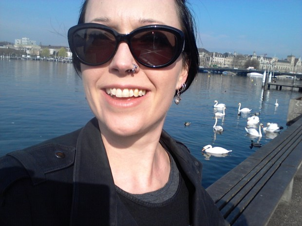 Frühling in Zürich