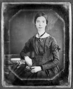 Emily Dickinson. Credit: Amherst College Library