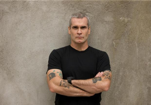 Henry Rollins. Photo: Heidi May / www.facebook.com/officialhenryrollins