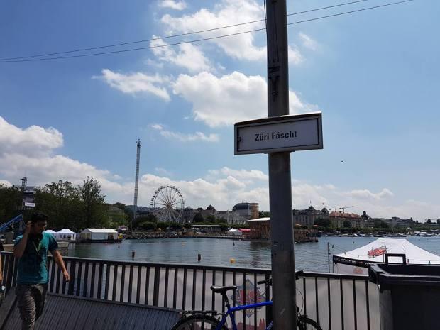 Ok so it's not Bahnhofstrasse...
