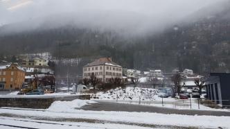 "The ""Siberia of Switzerland"" (maybe)"